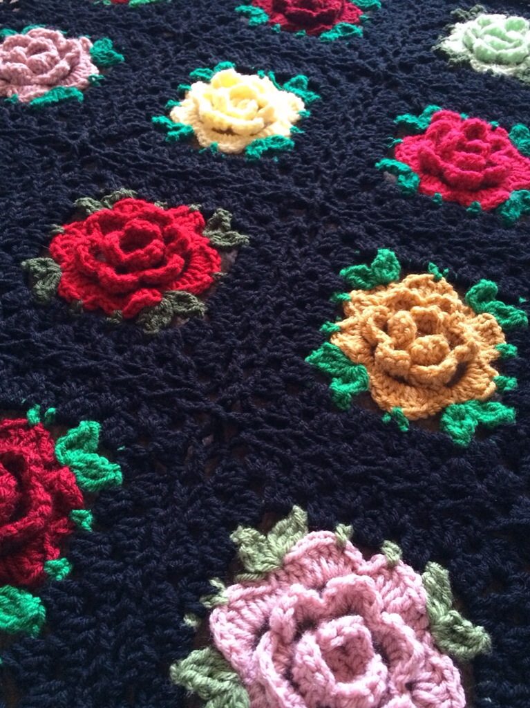 It's just a picture of Versatile Free Printable Crochet Granny Square Patterns