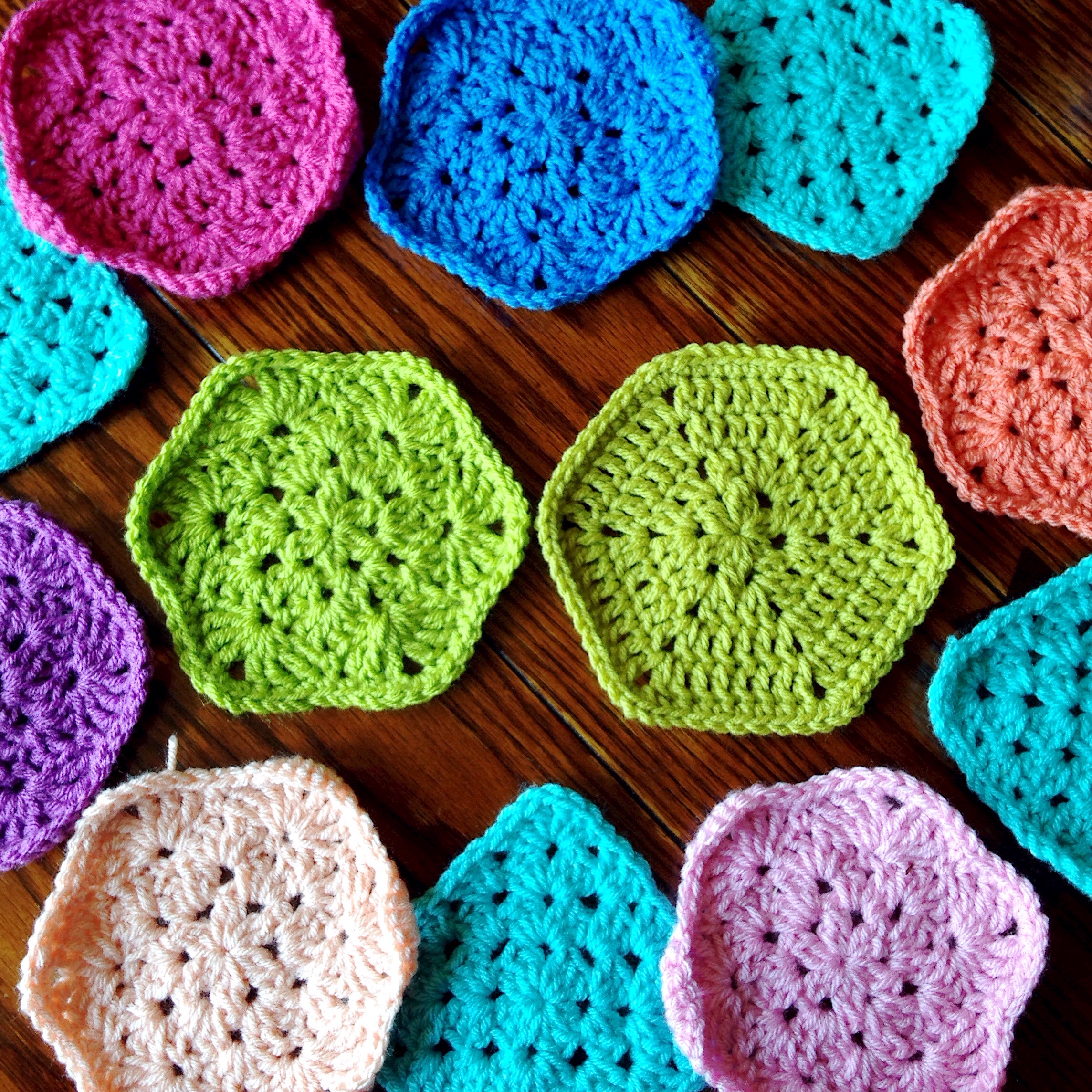 Flower Hexagon Mini-Tutorial